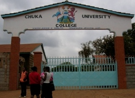 Chuka University College Kenya